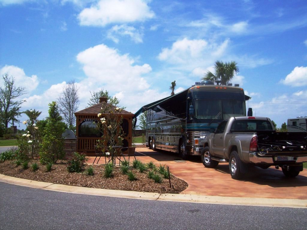 Bella terra of gulf shores luxury rving on the alabama for Motel luxury